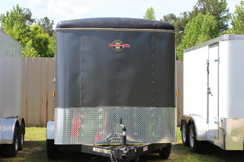 CARRY-ON 7X12 CGR-OPT Enclosed Cargo Trailer