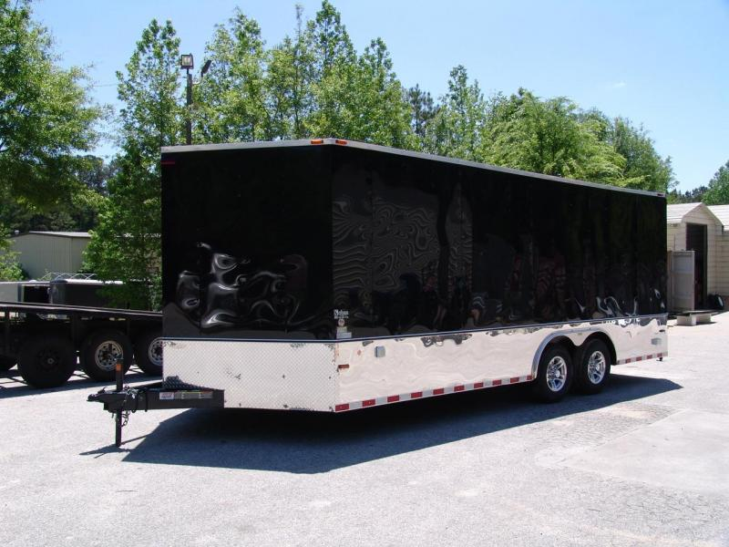 2014 Horton Trailers 8.5X20 car trailer Car / Racing Trailer
