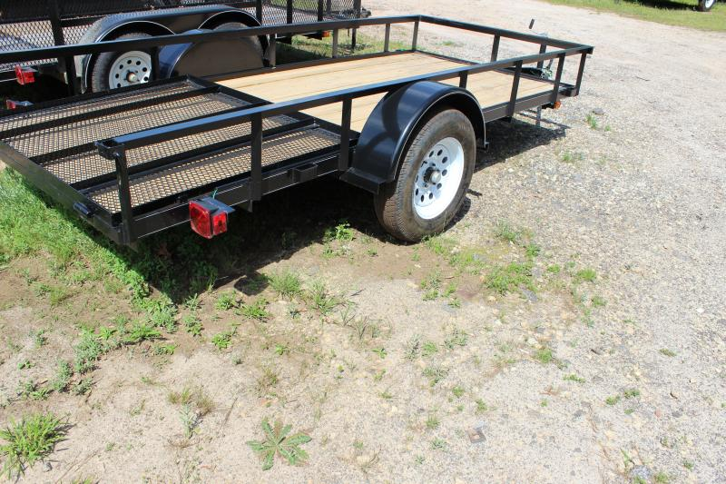 2014 Carry-On Carry-On 5x12 Landscaping Trailer Utility Trailer