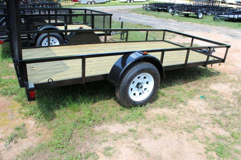 2013 Carry-On Carry-On 6x12 Landscaping Trailer Utility Trailer