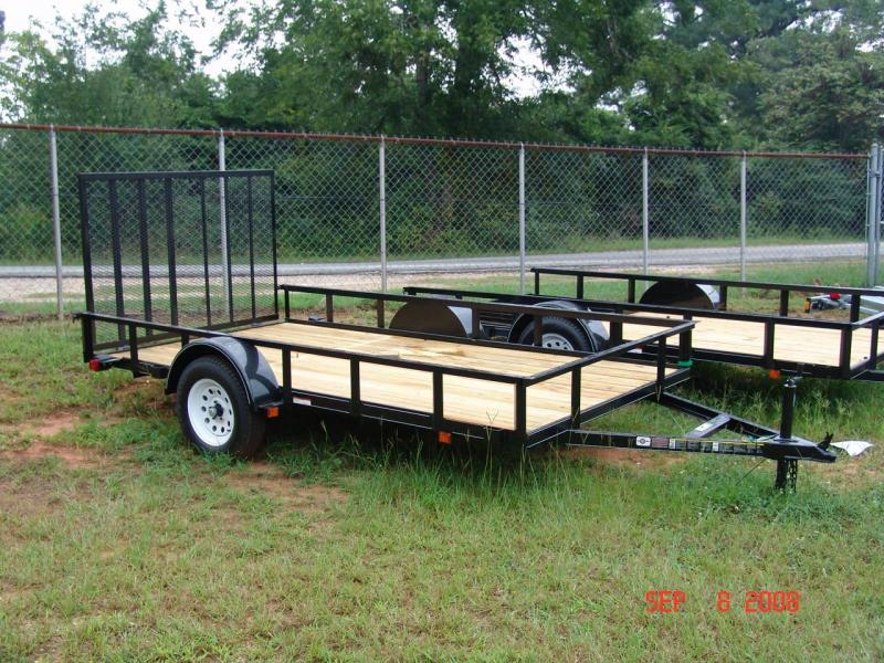 2016 Carry-On Carry-On 6x12 Landscaping Trailer Utility Trailer