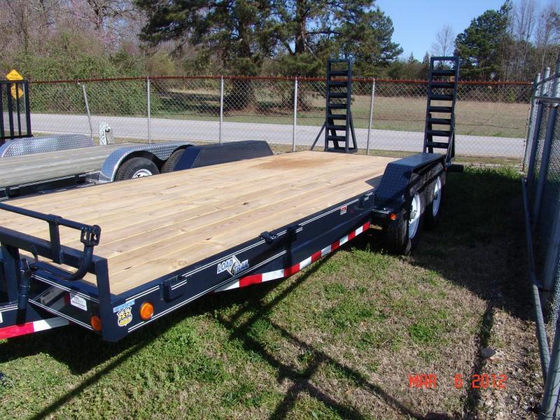 2016 Load Trail 20 Ft Load Trail Equipment Trailer #37405 Car / Racing Trailer