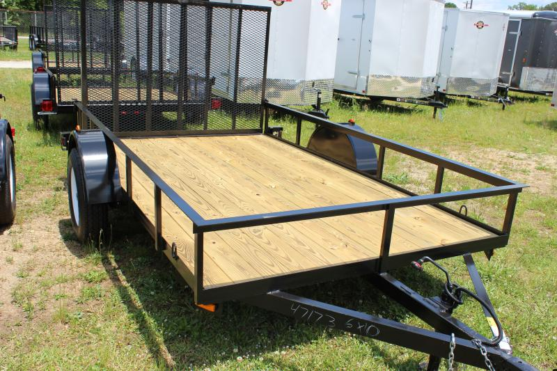 2013 Other Horton 6x10 Landscaping Trailer Utility Trailer