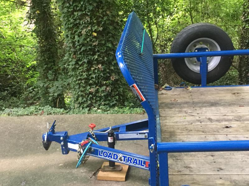 2016 Load Trail SC7712 Utility Trailer