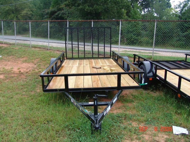 2013 Carry-On Carry-On 6x10 Landscaping Trailer Utility Trailer