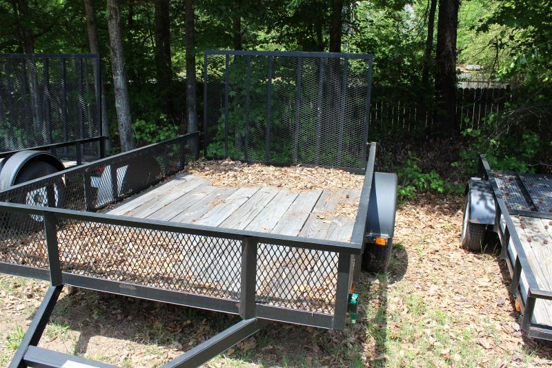 CARRY-ON 6X10 GWHS16  Flatbed Utility Trailer