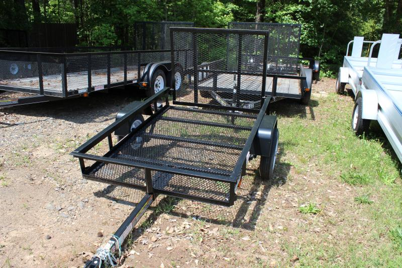 CARRY-ON 4X6 G utility trailer