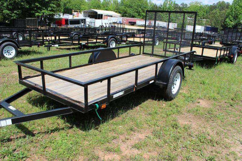 2013 Carry-On Carry-On 6x14 Landscaping Trailer Utility Trailer