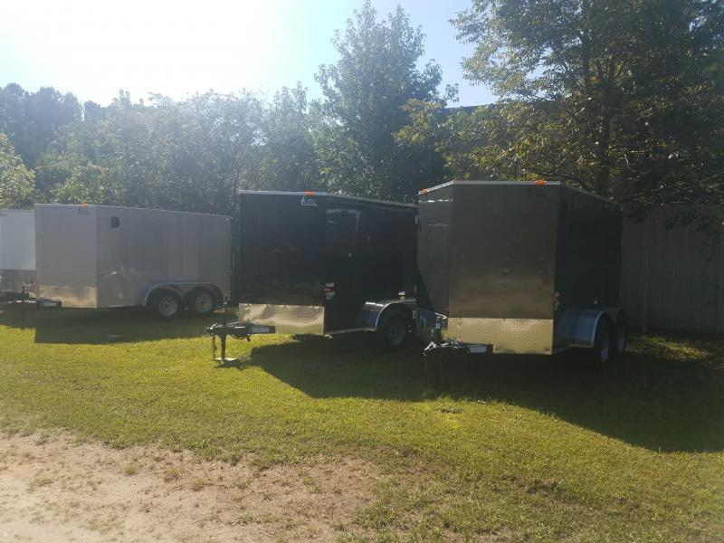 2018 Cargo Craft ranger Cargo / Enclosed Trailer