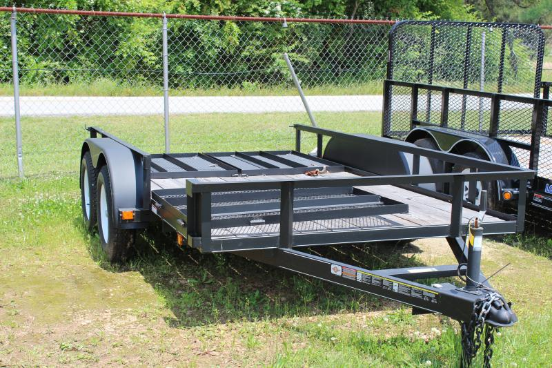CARRY-ON 6X12 GW2BRK  flatbed utility trailer