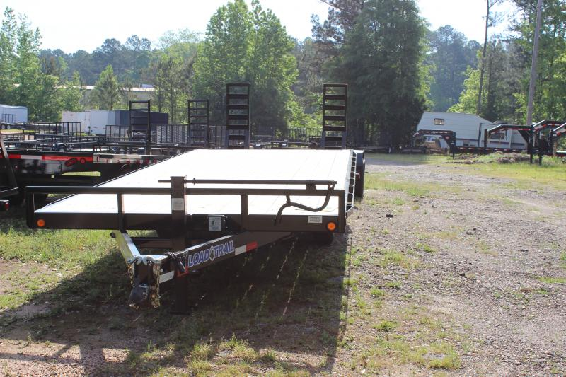 2014 Load Trail Load Trail 20ft Equipment Trailer Car / Racing Trailer