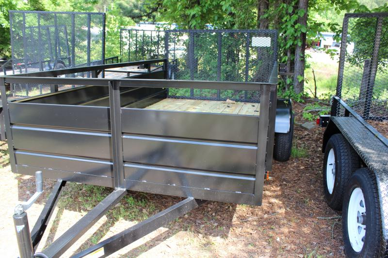 2014 Other Tow Pro Landscaping Trailer with Metal Sides Utility Trailer