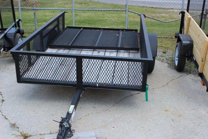 CARRY-ON 5X8 GW2KLHS utility trailer for sale with high sides