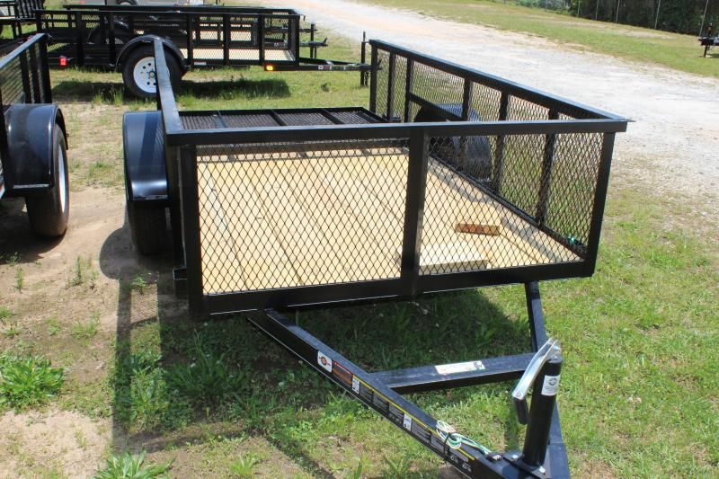2014 Other Carry-On 5x10 Landscaping Trailer Utility Trailer