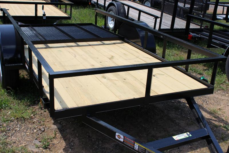 2015 Carry-On Carry-On 5x10 Landscaping Trailer Utility Trailer