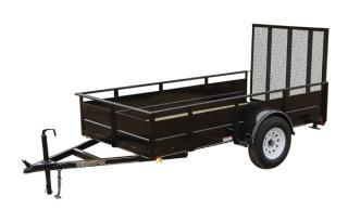 CARRY-ON 5X8 SSG Utility Trailer