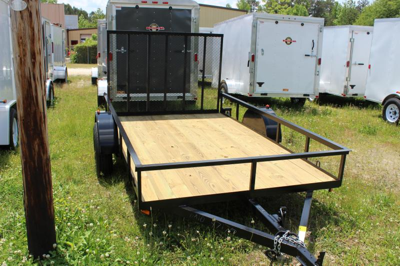 2016 Other Horton Landscaping Trailer with Wood Flooring Utility Trailer