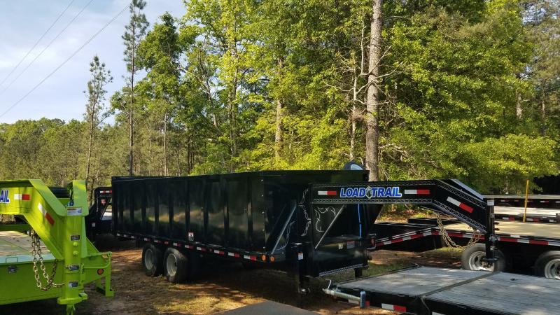 2018 Load Trail GX20 Dump Trailer