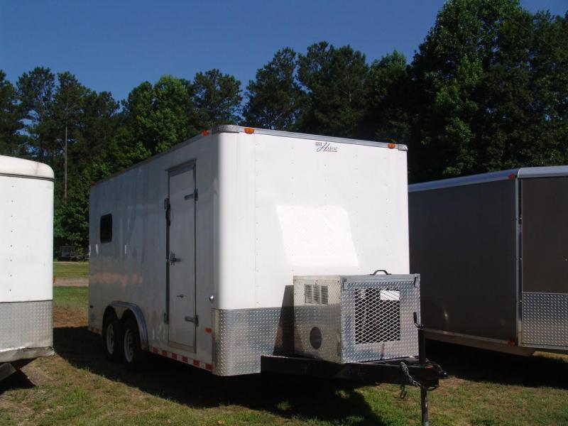 2013 Horton Trailers hybrid 8x16 Cargo / Enclosed Trailer