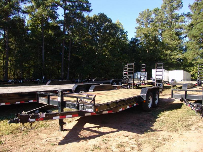 2015 PJ Trailers equipment trailer Equipment Trailer