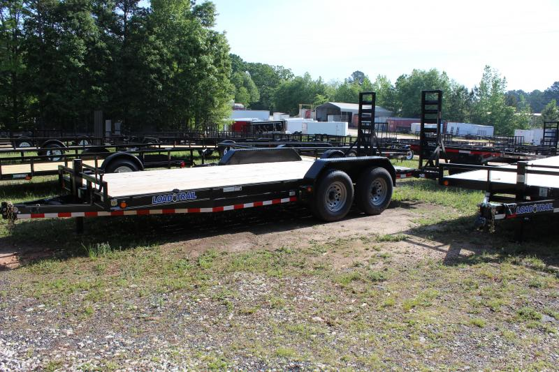 2013 Load Trail Load Trail 20ft Equipment/Car Trailer Car / Racing Trailer