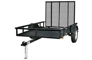 CARRY-ON 5X8 SP utility trailer
