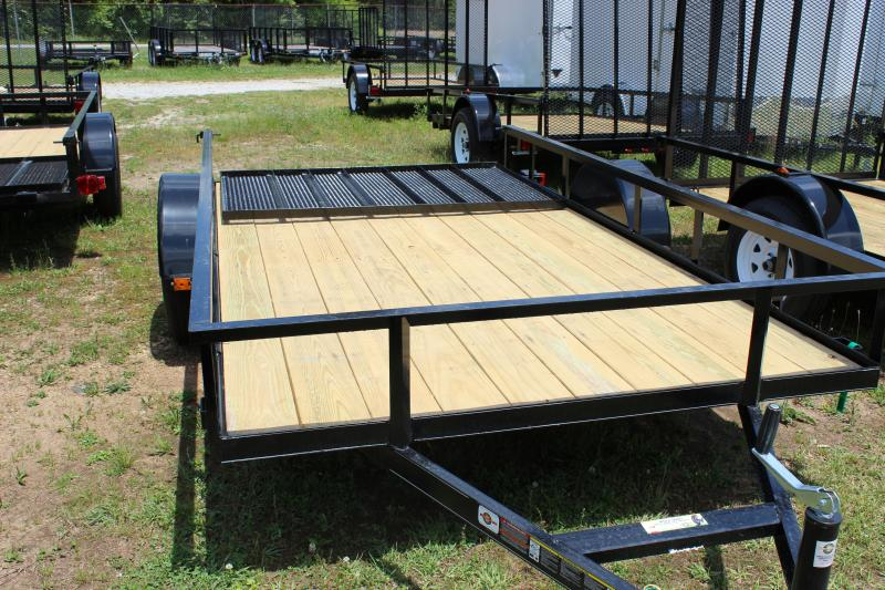 2014 Other Carry-On 6x12 Landscaping Trailer Utility Trailer