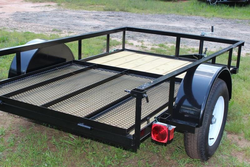 2014 Carry-On Carry-On 5x8 Landscaping Trailer  Utility Trailer
