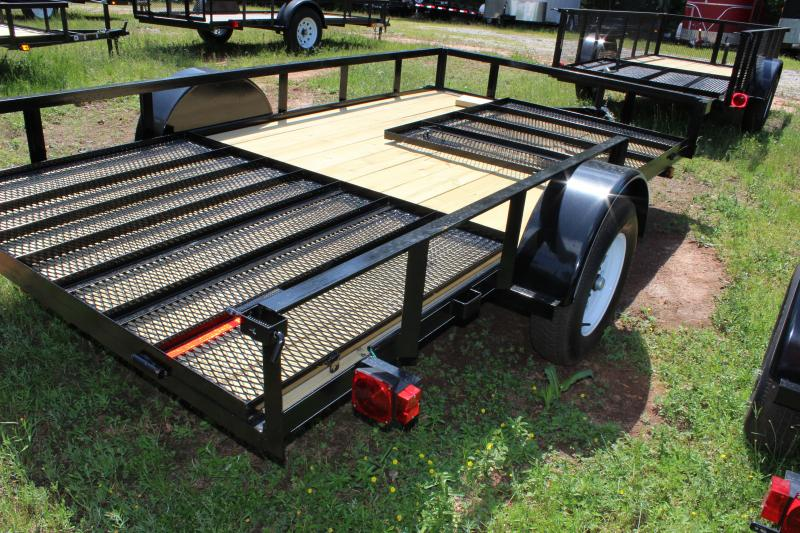 2016 Carry-On Carry-On 5x12 Landscaping Trailer Utility Trailer
