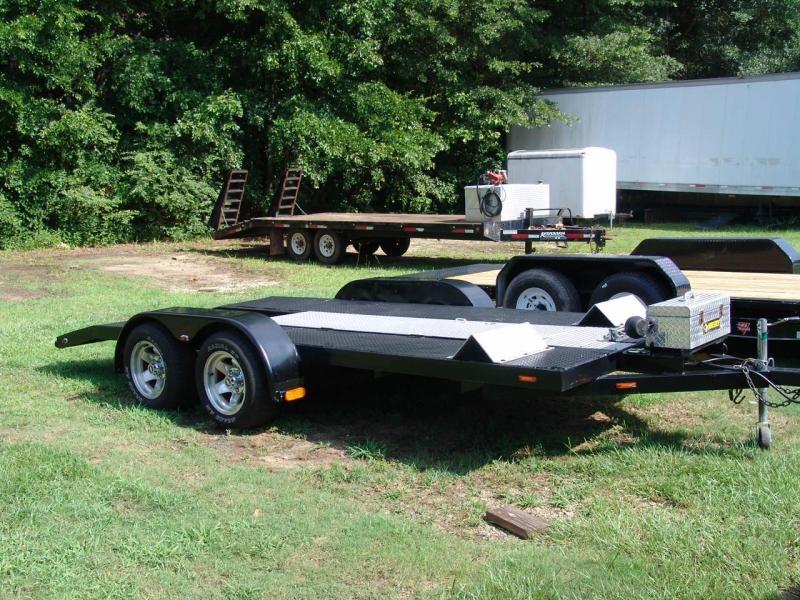 2008 Other 7x16 car trailer Car / Racing Trailer