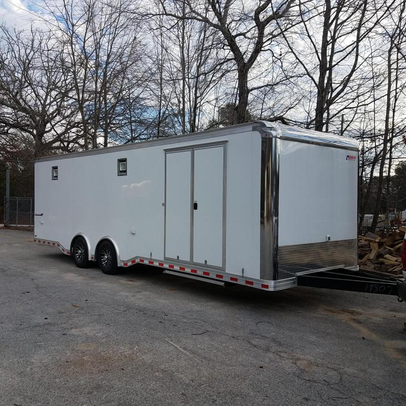 2016 Pace American SC8.5x28TE4 Car / Racing Trailer