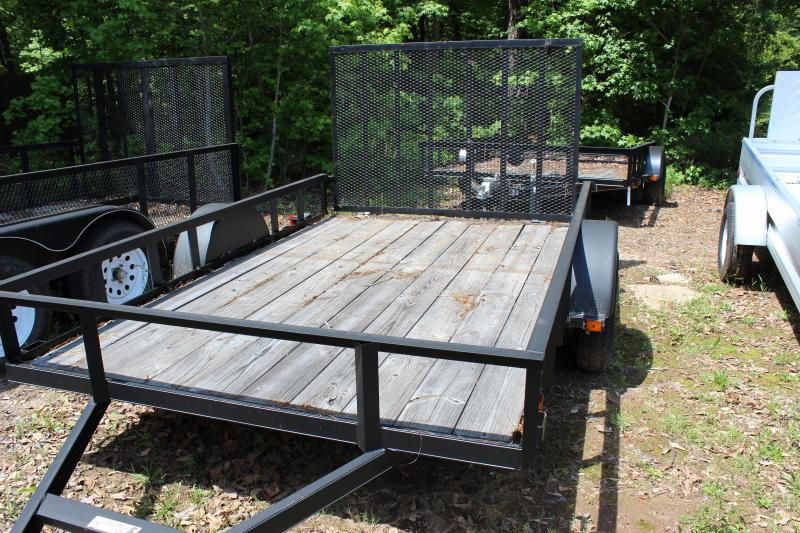 CARRY-ON 6X10 GW Flatbed Utility Trailer