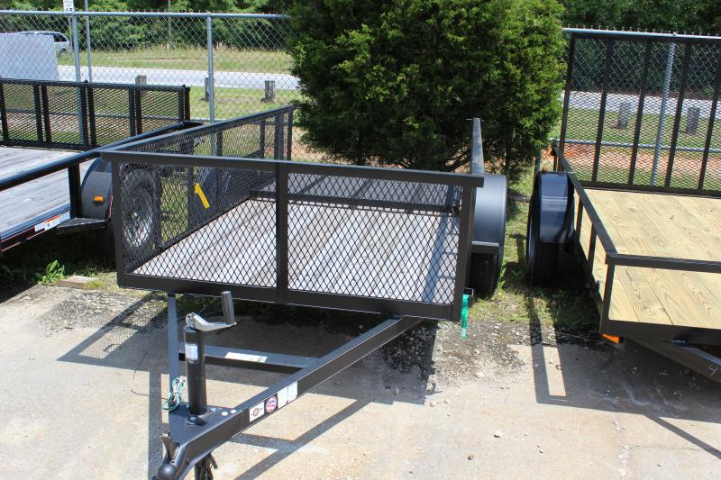 CARRY-ON 5X10 GWHS utility trailer with high sides