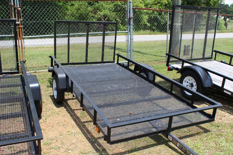 2016 Carry-On Carry On 5x10 Landscaping Trailer Utility Trailer