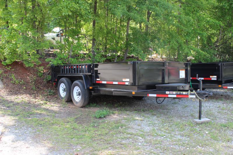 CARRY-ON 7X14 DUMP LP14K trailer