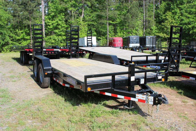 2013 Load Trail Load Trail 18ft Equipment Trailer Car / Racing Trailer