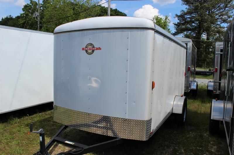 CARRY-ON 6X12 CGRE  enclosed cargo trailer