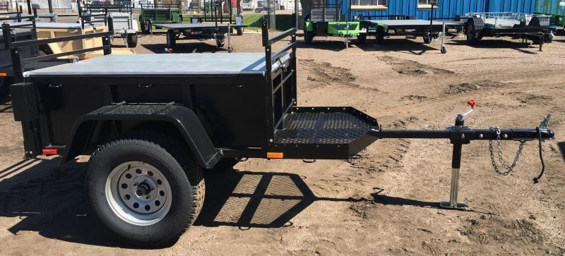 2018 Morris Mule Trail Grade 3x5 - Black