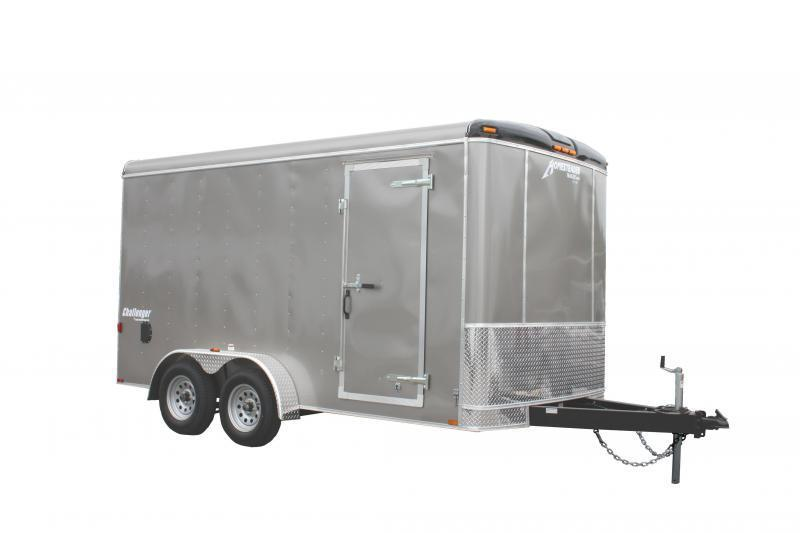2018 Homesteader 7x14 Enclosed Cargo Trailer w/Ramp