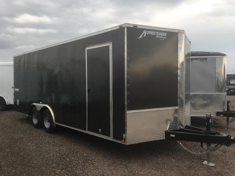 2019 Homesteader 8x20 Car Hauler