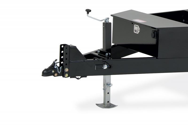 2020 Sure-Trac 82 x 12 12K HD Low Profile Dump (Scissor) Dump Trailer