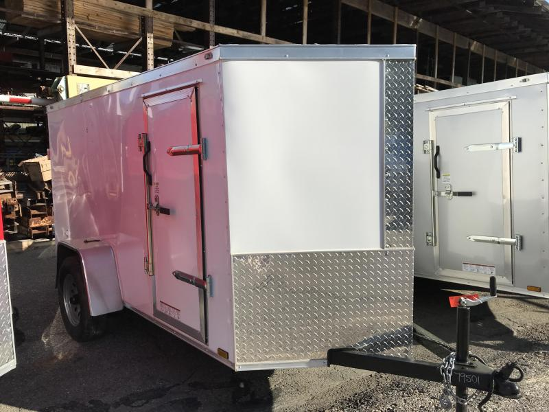 2020 Diamond Cargo 5 X 10 SA-2990 Enclosed Cargo Trailer