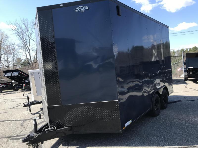 2020 Diamond Cargo 8.5 X 14 TA-3500 Enclosed Cargo Trailer