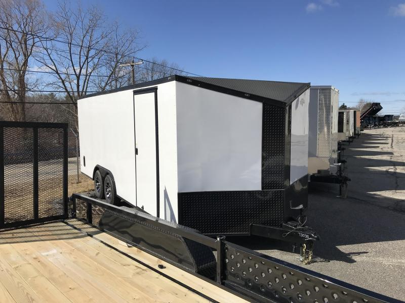 2020 Diamond Cargo 8.5 X 20 TA - 5200 Enclosed Cargo Trailer
