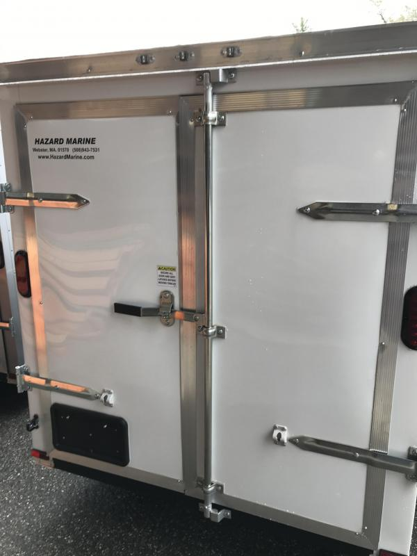 2020 Diamond Cargo 6 X 10 SA-2990 Enclosed Cargo Trailer