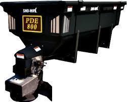 Sno-Way PDE 800 Salt Spreader