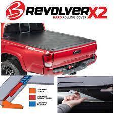 2018 BAK Revolver X2 Tonneau Cover