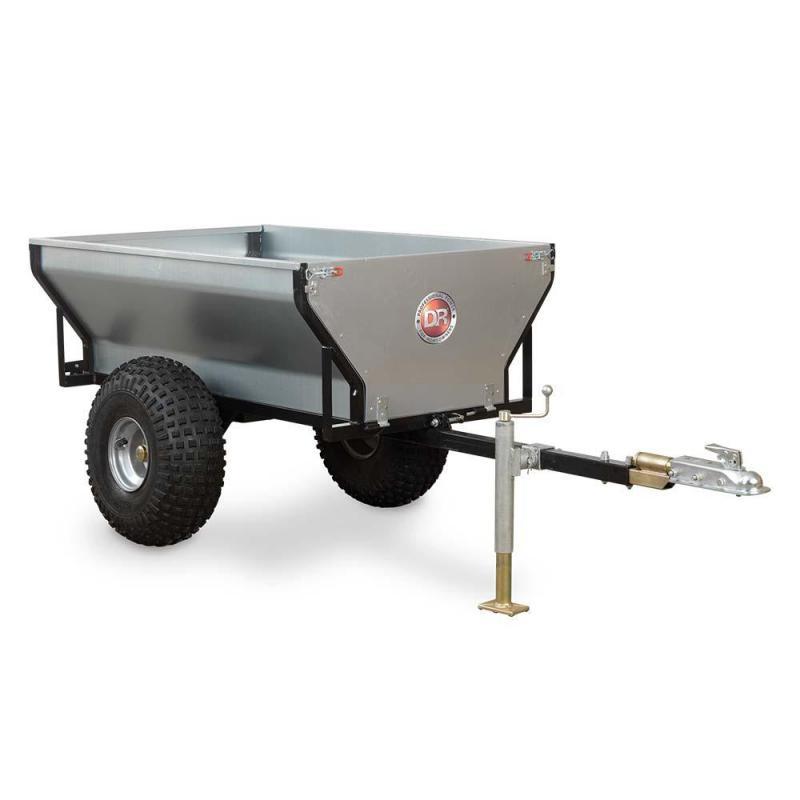 DR Power Yard Cart 1/2 Ton Versa-Trailer
