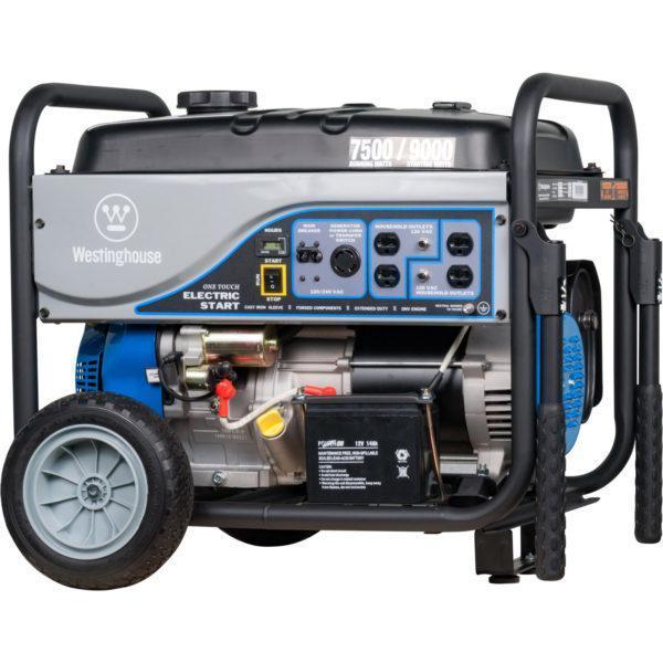 Westinghouse 7500 Watt Generator