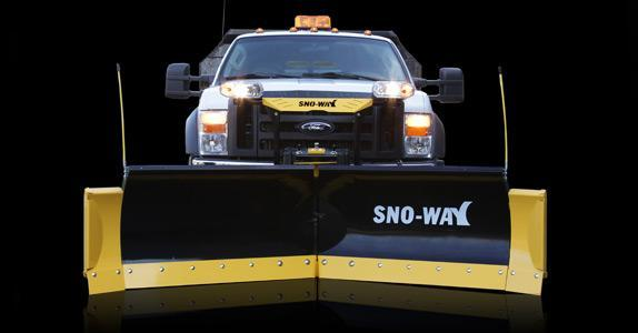 Sno-Way 29VHD Snow Plow